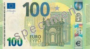 nova 100e bankovka